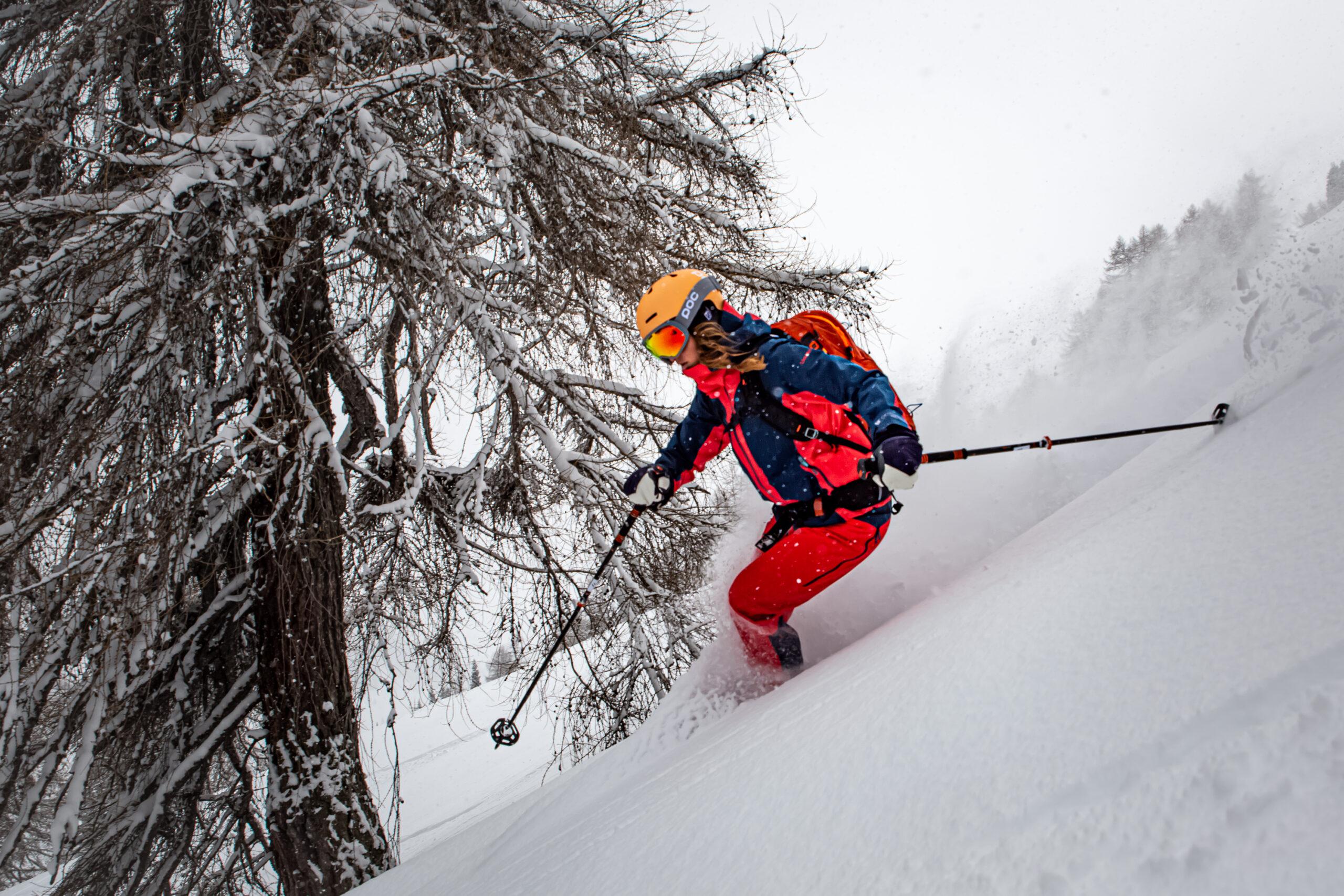 Skilehrerin Ramona