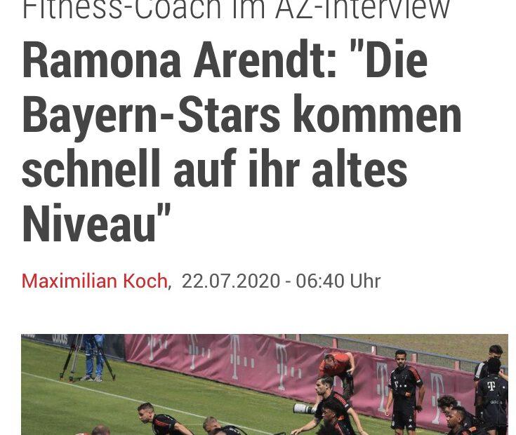 Interview Fc Bayern