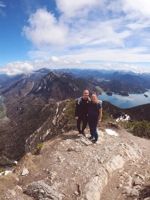 Bergwandern Walchensee